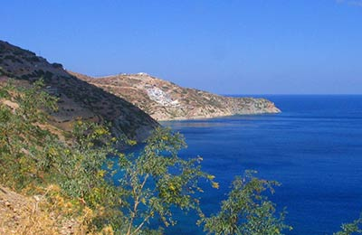 Ferry Iraklion - Andros