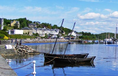 veerboot Berneray