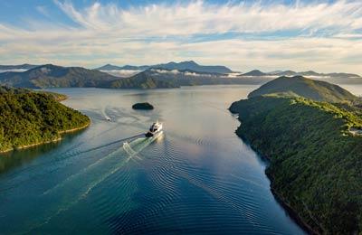 New Zealand Veerboten