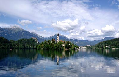 Slovenië Veerboten