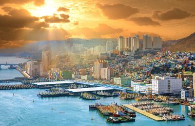 South Korea Veerboten