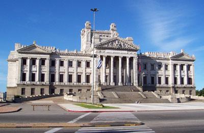 Uruguay Veerboten