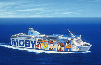 Moby Lines Ferries