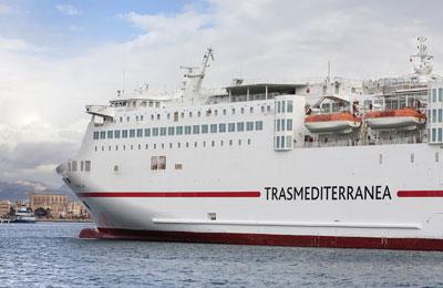 Trasmediterranea (Transmed) veerboot