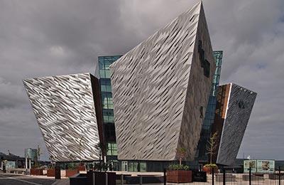 veerboot Belfast