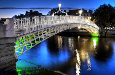 veerboot Dublin