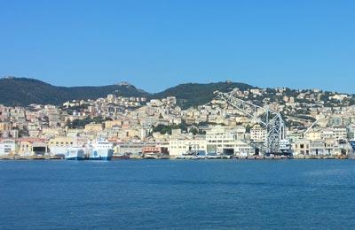 veerboot Genua